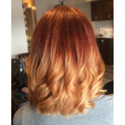 Red Ombre